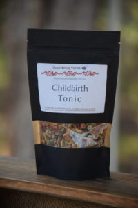 Childbirth Tonic Herbal Tea