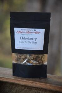 Elderberry Cold and Flu Blast