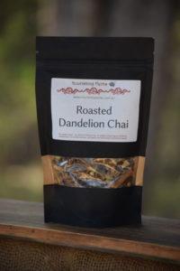 Roasted Dandelion Chai