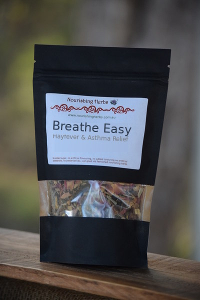 Breathe Easy Hayfever and Asthma Relief