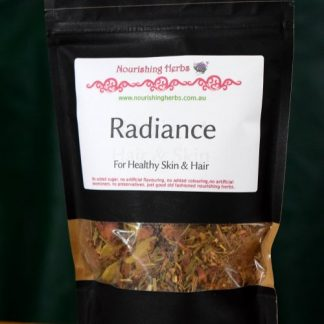 radiance for healthy skin and hair