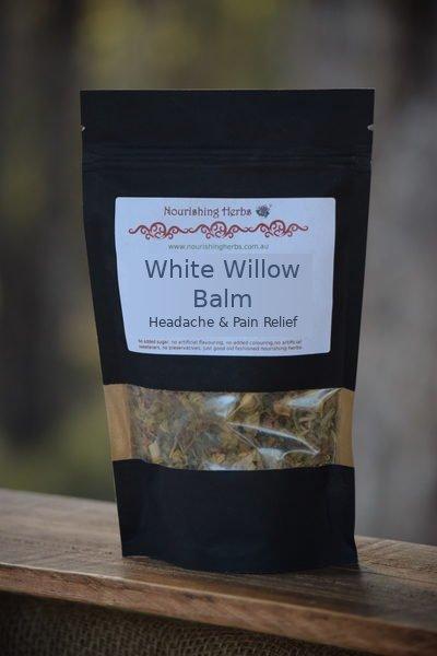 White Willow Balm - Headache & Pain Relief