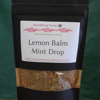 Lemon Balm Mint Drop