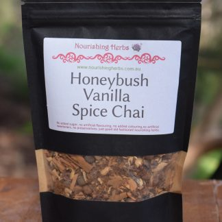 Honeybush Vanilla Spice Chai