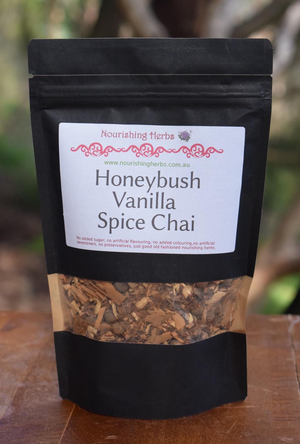 Honeybush Vanilla Spice Chai